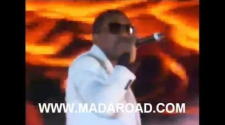Busy Signal Performance At Sting 2012