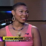 Onstage TV Interview: Steffani Walters (March 23, 2013)