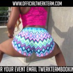 "Twerk Team ""Show Out"" #TwerkTeamThursday"