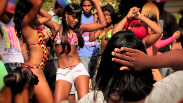 "Popcaan – ""Girls Medley"" (Medal, Whine Up, Popcaan Says, Naughty Girl)"