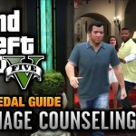 GTA 5 : Mission #6 – Marriage Counseling [100% Gold Medal Walkthrough]