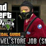GTA 5 – Mission #16 – The Jewel Store Job (Smart Approach) [100% Gold Medal Walkthrough]
