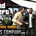GTA 5 – Mission #24 – Three's Company [100% Gold Medal Walkthrough]
