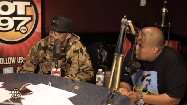 August Alsina opens up about being homeless, losing his brother & his start in the industry!