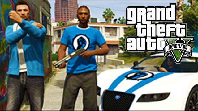 GTA 5 Online – Release Time, Character Creation, Properties & Crew Customization (GTA V)