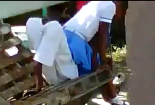 video jamaican school girl