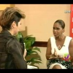 """Tessanne Chin's first interview on Jamaican television since winning """"The Voice"""""""