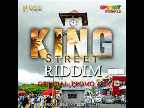 King Street Riddim: Official Promo Mix