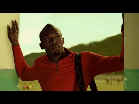 Usain Bolt 2014 FIFA World Cup Visa Commercial
