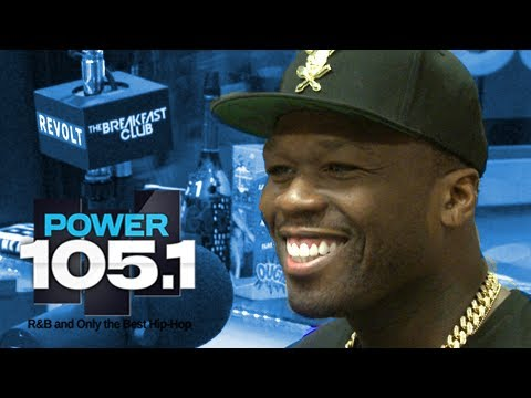 50 Cent Interview at Breakfast Club Power 105.1