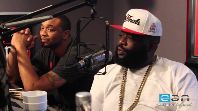 Rick Ross Speaks on 100 Goons and Canceled Detroit Show