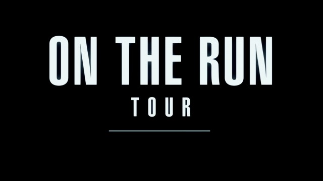 """Rehearsal Footage: Jay Z & Beyonce's """"On The Run"""" Tour"""
