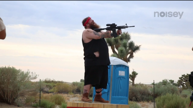 Behind The Scenes: Action Bronson – Easy Rider