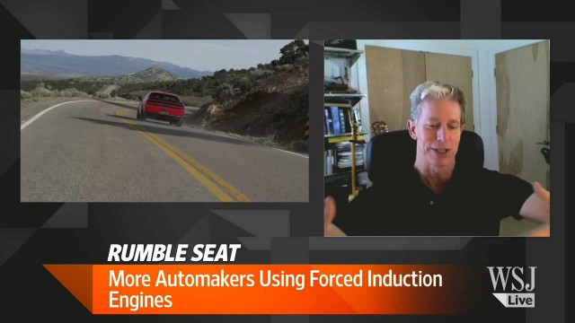 The New Fast: Enter the Forced Induction Engine