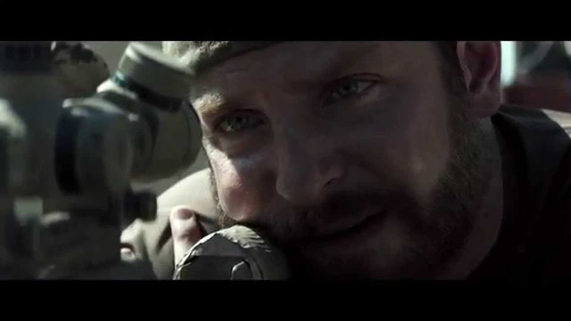 Movie Trailer: American Sniper (Starring Bradley Cooper. Directed By Clint Eastwood)