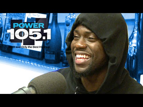 Kevin Hart Interview at The Breakfast Club 2015