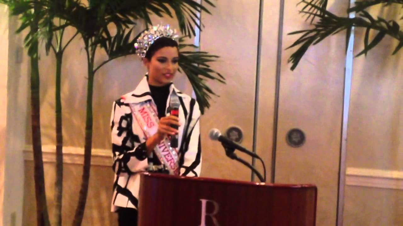 Miss universe jamaica thank you speech kaci fennell jahkno