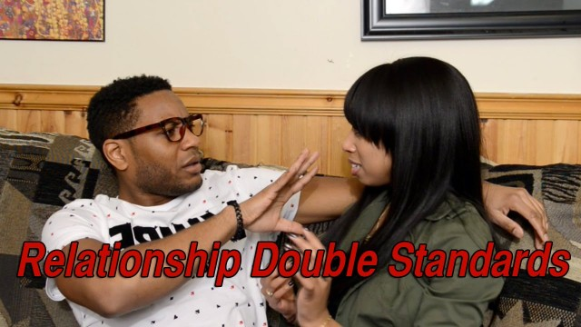 Relationship double standards