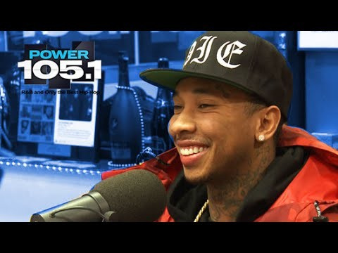 Tyga Talks Relationship with Kylie Jenner on The Breakfast Club Power 105.1