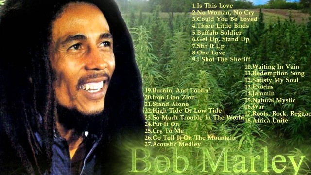 Bob Marley Greatest Hits – Best Of Bob Marley
