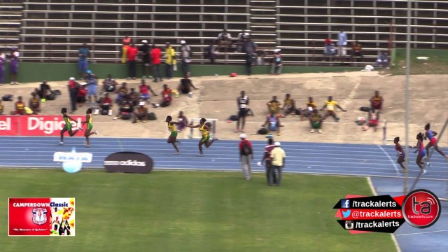 St. Jago 45.78 in 4×1 at Camperdown Classic