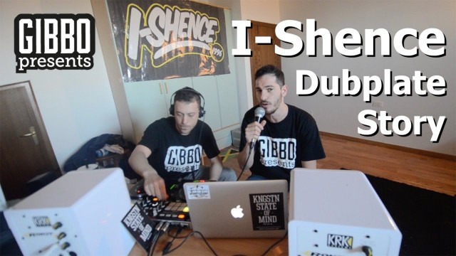 LIVE: I-Shence – Dubplate Story Video Mix