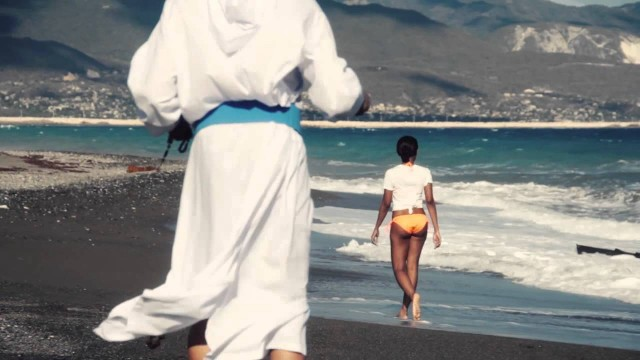 (Parody Video) Lesa Anna & Father How Long – Beauty And The Priest – @mikeyabrahams