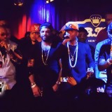 Dipset Performs 'Have My Money' & 'Do Something' In NYC