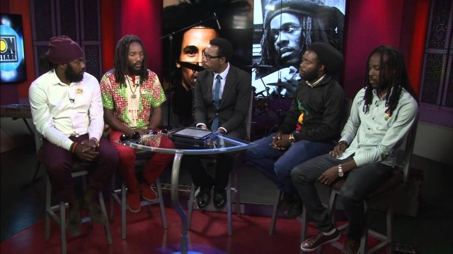 Roots Artistes Talk Bob Marley & Dennis Brown 2015