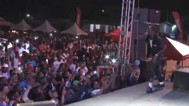 Gully Bop Live @ Trench Town Festival