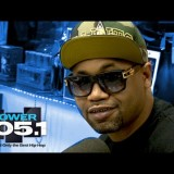 Juvenile Interview at The Breakfast Club Power 105.1 (03/05/2015)