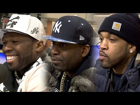 G-Unit Interview at The Breakfast Club Power 105.1 (03/03/2015)