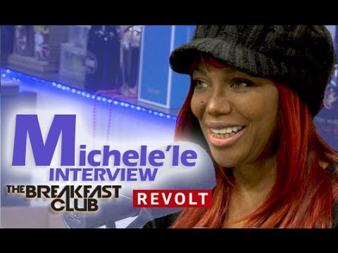 Michele'le Interview at The Breakfast Club Power 105.1 (3/20/2015)