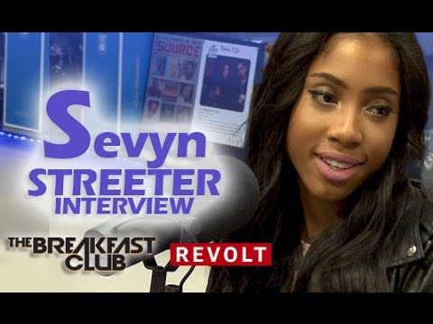 Sevyn Streeter Interview at The Breakfast Club Power 105.1