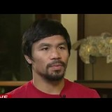 Manny Pacquiao Talks Floyd Mayweather Jr. Fight With CNN