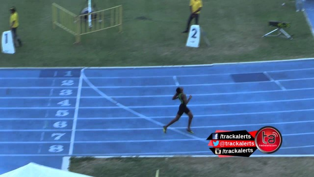 Christopher Taylor runs 400m World Age Group Record in Kingston