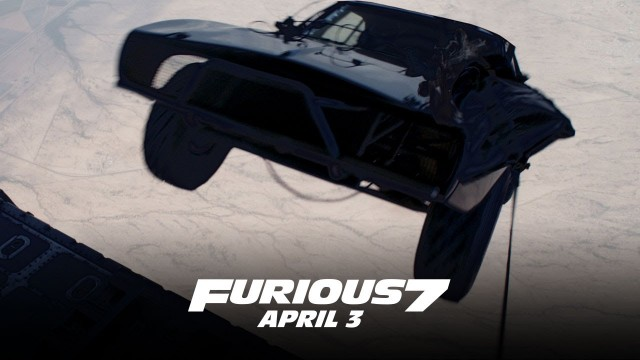 "Behind The Scenes: Furious 7 – Featurette: ""C-130 Drop"""