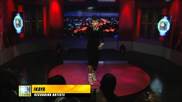 Ikaya Performs Live Onstage Extra