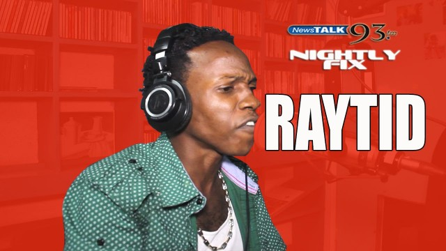Raytid freestyle on @NightlyFix