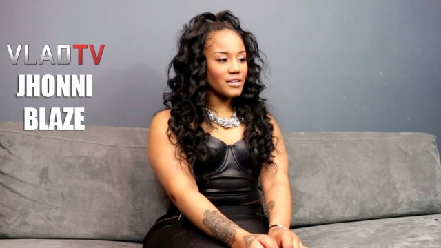Jhonni Blaze: I Would Bail Rich Dollaz Out of Jail If Necessary