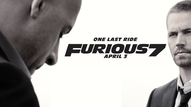 "Furious 7 ""The Rock vs Jason Statham"" Exclusive Clip"