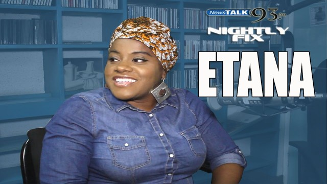 Etana talks recovering from fatigue + difficulties working with 'local' artistes @NightlyFix