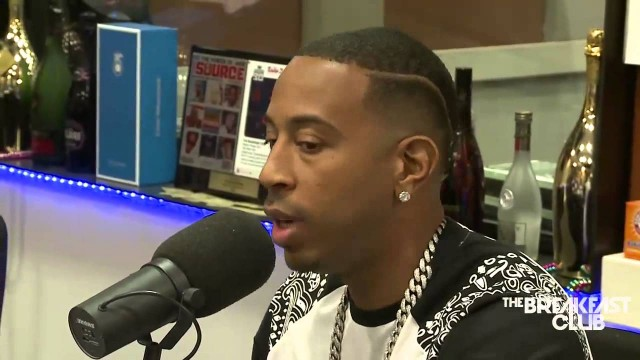 Ludacris Interview at The Breakfast Club Power 105.1