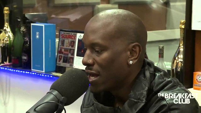 Tyrese Interview at The Breakfast Club Power 105.1