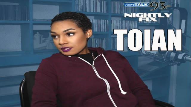 Toian talks making of 'Ice Queen' w/ Vybz Kartel + 'Retrospect' EP @NightlyFix