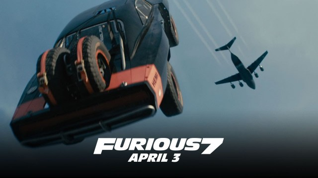 Furious 7 – Plane Drop (Extended First Look)