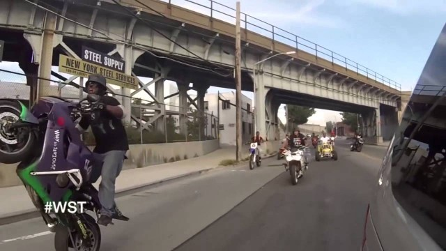 #WST Bring 4-Wheelers Into the Mix in Death-Defying Video
