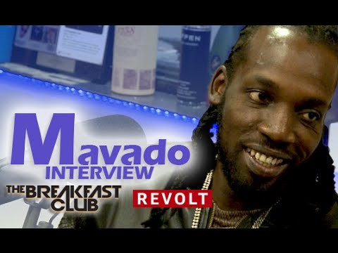 Mavado Interview at The Breakfast Club