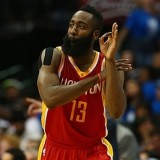 NBA: James Harden Scores Playoff Career High 42 points