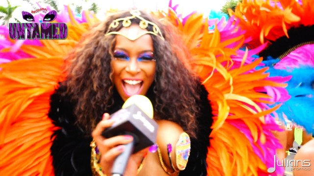 2015 Bacchanal Jamaica Carnival Road March Highlights